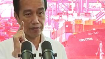 Dengan Nada Tinggi Jokowi Pertanyakan Hasil Subsidi Pupuk Rp33 T Per Tahun