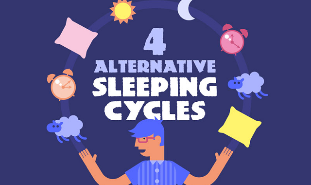 The 4 alternative sleeping cycles you must know
