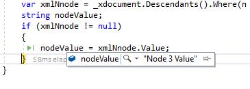 xml node