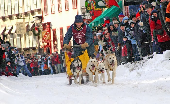 Quebec Winter Carnival - Embrace Christmas Spirit in Beautiful Quebec City, Canada