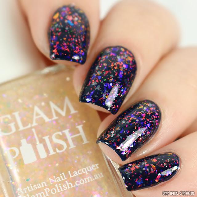Glam Polish-Snow White