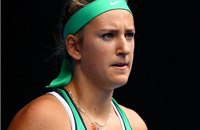 Tennis Star Victoria Azarenka Scores Huge Win In Nasty Custody War With Baby Daddy
