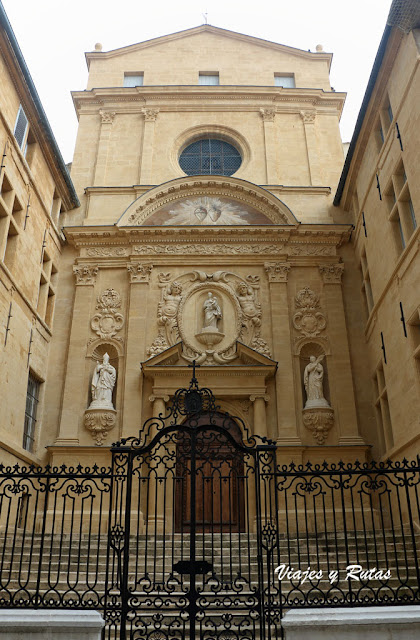 Capilla de la Visitación, Aix en Provence
