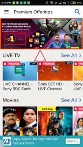 sonyliv offer free premium account tricksstore