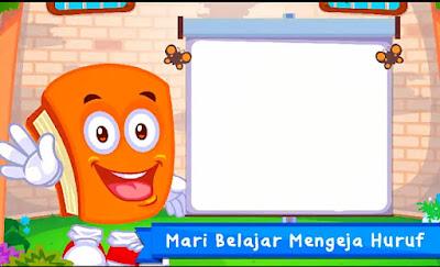 Aplikasi mendidik anak