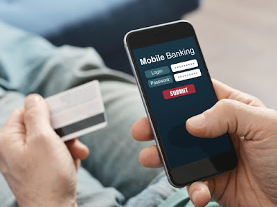 Contoh Mobile Banking