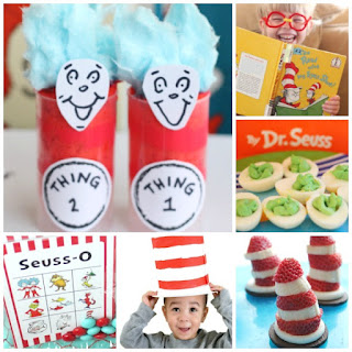 Celebrate Dr. Seuss's birthday with these fun activities & crafts. 30 DR. SEUSS ACTIVITIES for KIDS #drseussbirthdaypartyideas #drseussweek #artsandcraftsforkids #craftsforkids #activitiesforkids #drseuss #preschoolactivities #preschoolcrafts