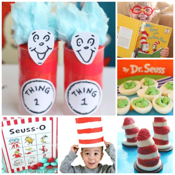 Celebrate Dr. Seuss's birthday with these fun activities & crafts