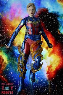 SH Figuarts Captain Marvel (Avengers Endgame) 02