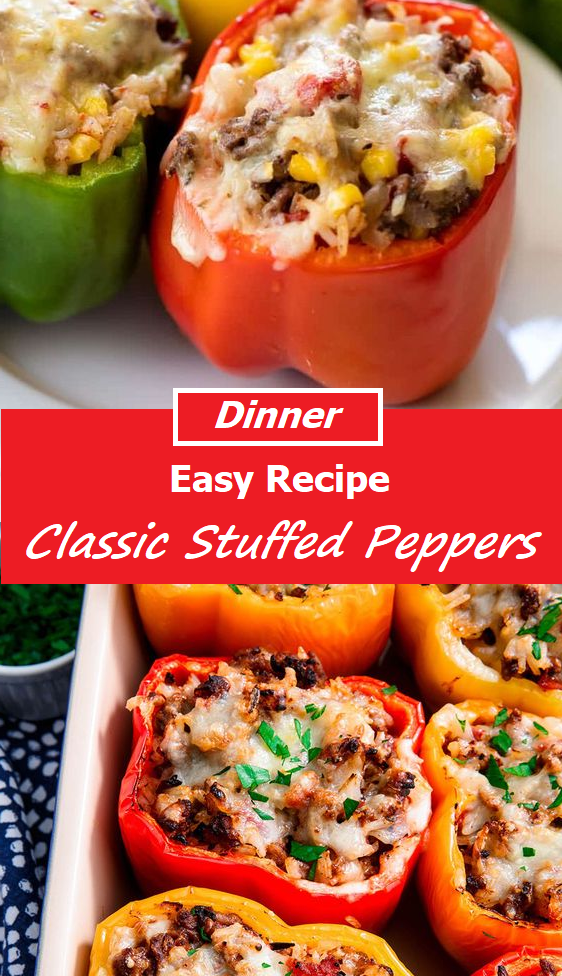 Classic Paprika Stuffed, Healthy Recipes, Dinner Recipes, Crockpot Recipes, Meatball Recipes, Easy Recipes, Chicken Recipes, Dessert Recipes, Keto Recipes, Instant Pot Recipes, Shrimp Recipes, Vegetarian Recipes, Casserole Recipes, Soup Recipes, Salad Recipes, Beef Recipes, Breakfast Recipes, Pasta Recipes, Food Recipes, Meatloaf Recipes, Pork Chop Recipes, Salmon Recipes, Clean Eating Recipes, Low Carb Recipes, Vegan Recipes, Smoothie Recipes, Slow Cooker Recipes, Steak Recipes #LunchRecipesHealthy #LunchRecipes #LunchRecipesEasy #LunchRecipesforWork #LunchRecipesforKids #LunchRecipesforaCrowd #Healthyrecipes
