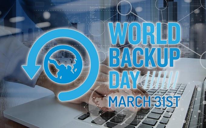 World Backup Day 2020 – Bạn đã sao lưu dữ liệu đúng cách?