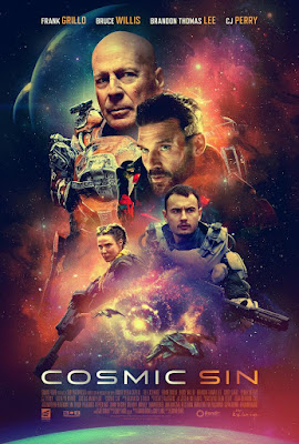 Cosmic Sin 2021 DVD BD NTSC Latino