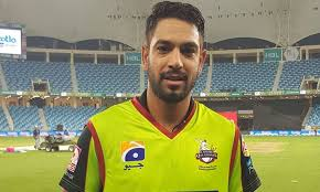 Harris Rauf replaces his Ideal in the Big bash