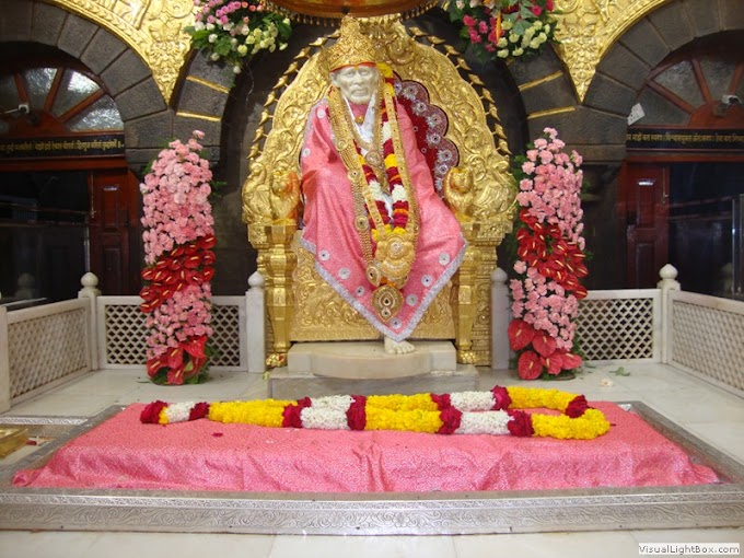 Shirdi Sai Baba Cured Our Pet Completely Without Undergoing Either A Biopsy Or Surgery