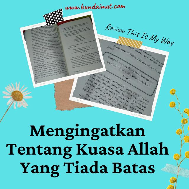 Buku this Is My Way