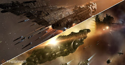 Eve Online Space ships