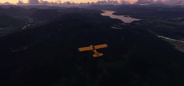 تحميل لعبة Flight Simulator 2020 للكمبيوتر