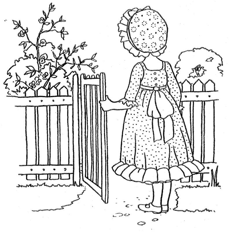 coloring pages retro - photo#11