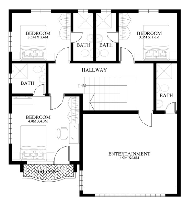 Simple Small House Design Plans Rugdots Com: THOUGHTSKOTO