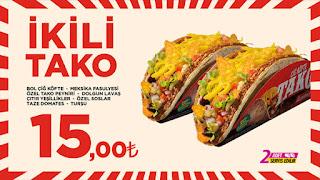 komagene 2 li taco kampanyası indirmleri 2021