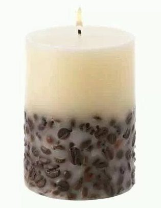 How to Make a Coffee Bean Candle