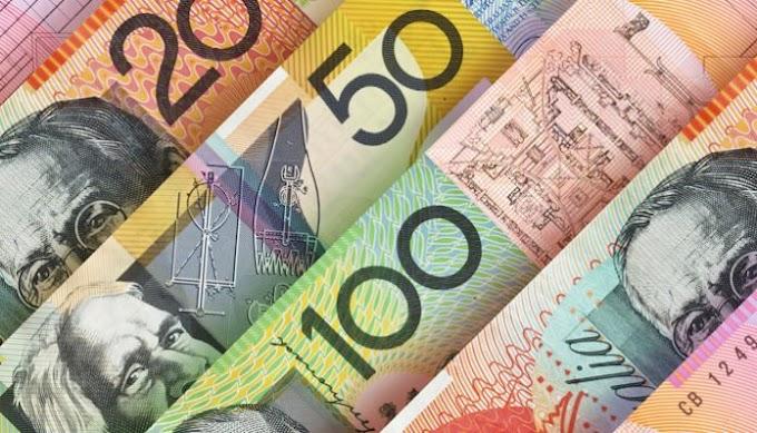 Sorteio $ 1.500,00 AUD em dinheiro