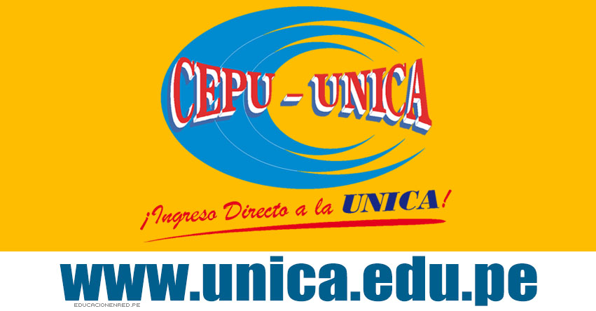 Resultados CEPU UNICA 2018-2 (11 Noviembre) Lista Aprobados Primer Examen - Centro de Estudios Preuniversitarios - Universidad Nacional «San Luis Gonzaga» de Ica - www.unica.edu.pe
