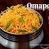 Omapodi / Besan bhujia