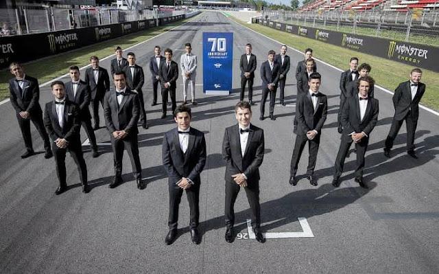 Ini Dia Riders MotoGP yang Siap Ikuti Kejuaraan di 2020
