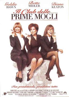 Hugh Wilson, Il club delle prime mogli (Diane Keaton, Maggie Smith, Sarah Jessica Parker)