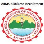 AIIMS Rishikesh Nursing Officer Recruitment 2019