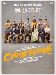 Download Chhichhore (2019) Full Movie HDRip 1080p | 720p | 480p | 300Mb | 700Mb