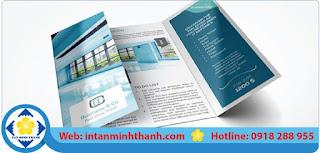 công ty in brochure quảng cáo uy tín