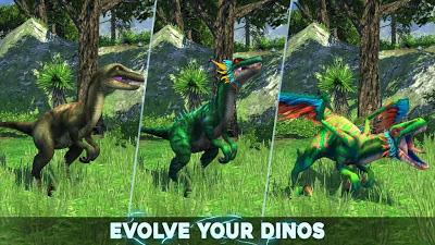 Dino Tamers النسخة المهكرة
