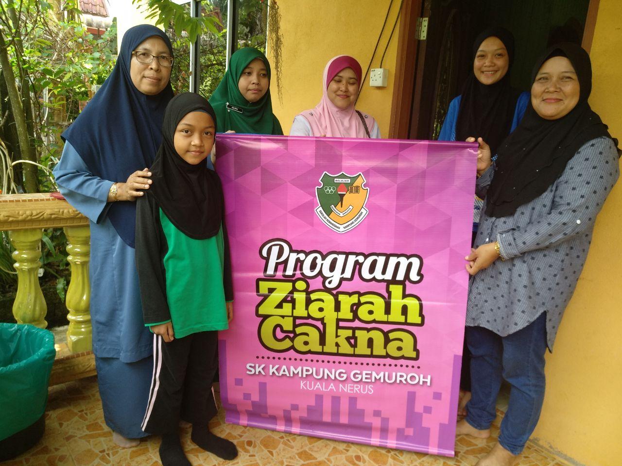 Sk Kampung Gemuroh Program Ziarah Cakna