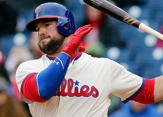 Phillies and Cameron Rupp avoid arbitration, agree to terms