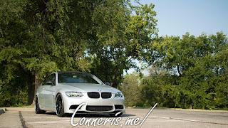 BMW 335i E92 front angle 2
