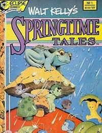 Walt Kellys Springtime Tales Comic