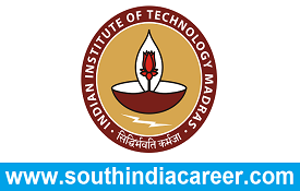 IIT Madras Recruitment 2019