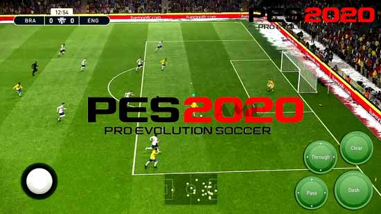 PES 2020 Mod Apk Download
