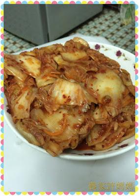 令人驚豔的韓式泡菜營養價值~