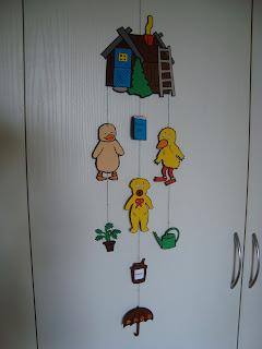 bamse og kylling legetøj