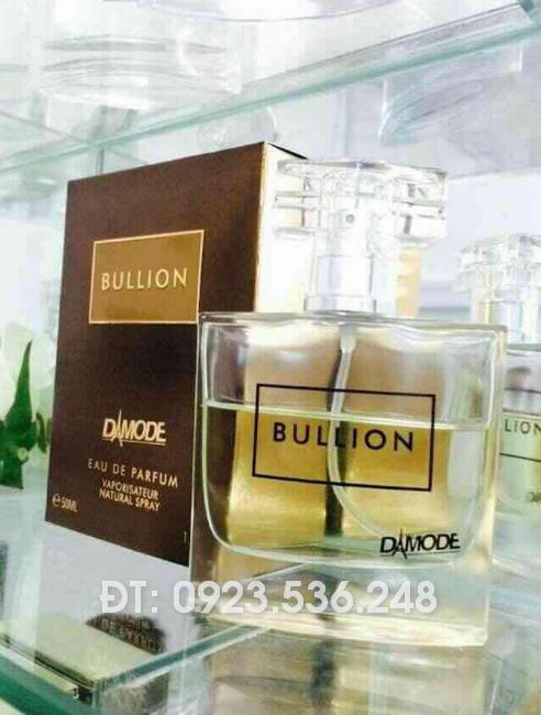 Nước hoa Bullion DAmode giá bao nhiêu tiền