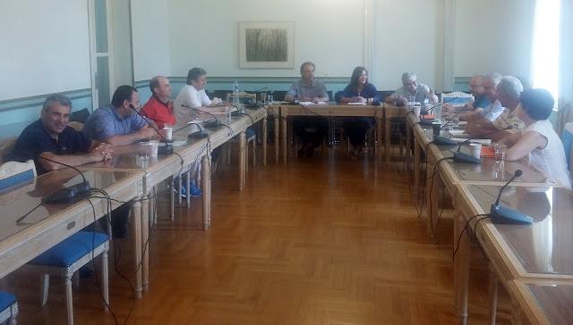 Συνάντηση εργασίας για το ζήτημα της δακοκτονίας στην Περιφέρεια Πελοποννήσου