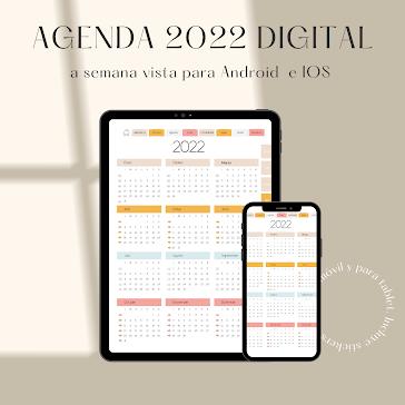 papeleria, agenda, digital, 2022, descargar, ios, android, tablet, movil