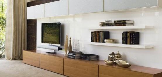 14 แบบตู้วาง Tv ในห้องนั่งเล่นสวยๆ Build Sweet Home