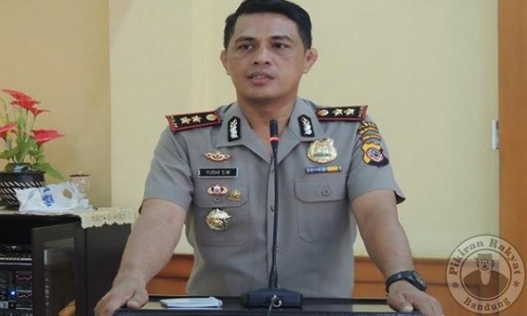 AKBP Yudhi Sulistianto Wahid Resmi Jabat Kapolres Subang