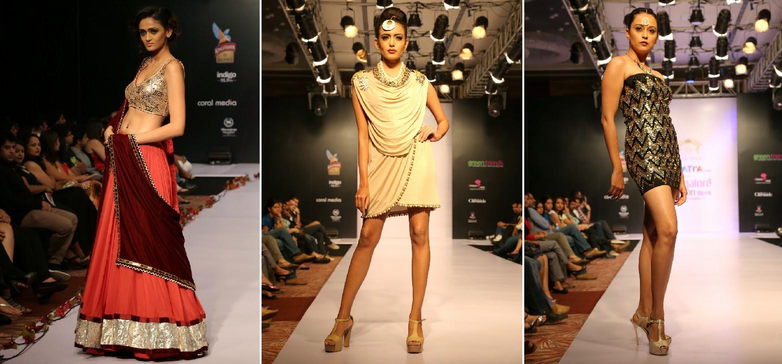 Myntra.com Bangalore Fashion Week 2014