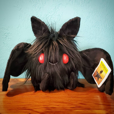 New York Comic Con 2019 Exclusive Mothman Plush by House of Darkly