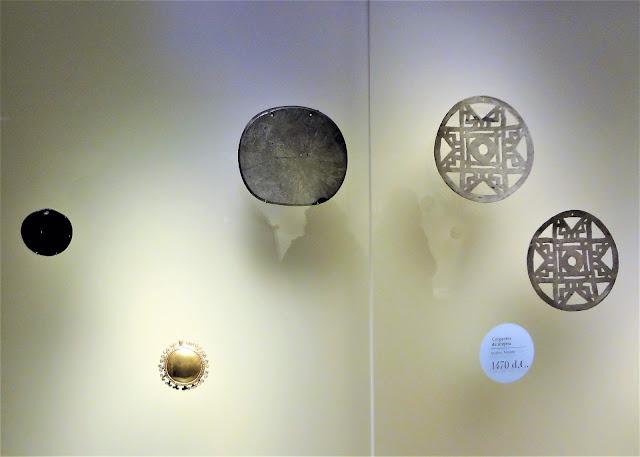コロンビア黄金文明の鏡の秘密とは?